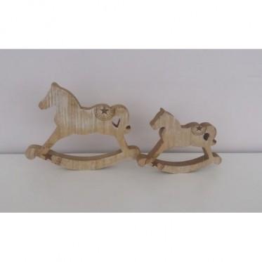 ξυλινα αλογακια