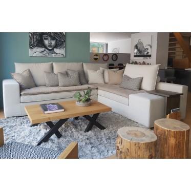 Γωνιακός καναπές Ashley